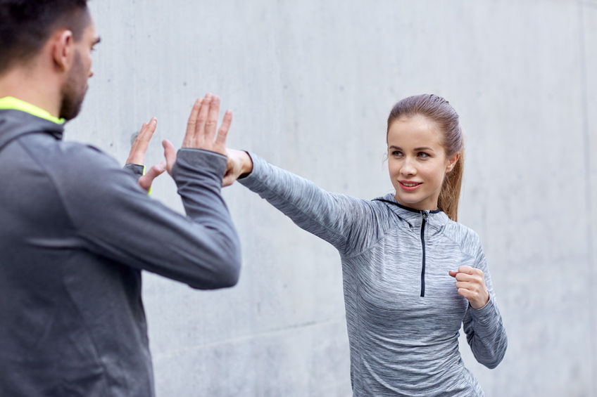 Self-Defense Workshop - Strength and Vitality Wellness Center